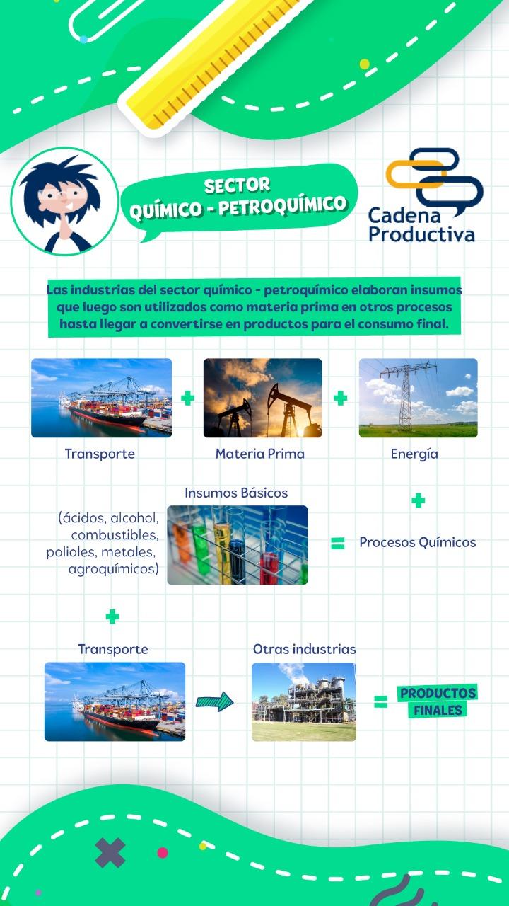Sector Químico-Petroquímico